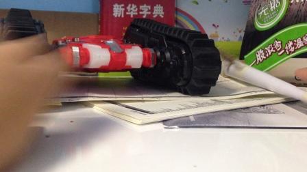 战争遥控车和我自己做的飞船
