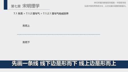 中国哲学史41-朱熹-宋明理学-理气.flv