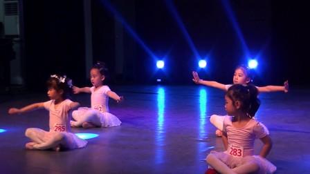 2017第六届曼音朗域汇报幼儿舞蹈(舞蹈小组合)