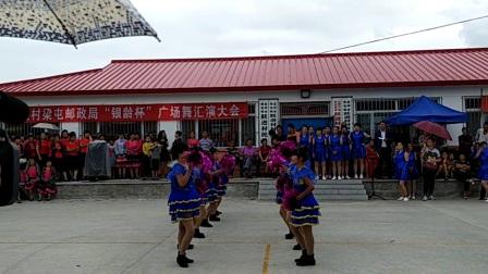 花球变队形12人广场舞 12步广场舞
