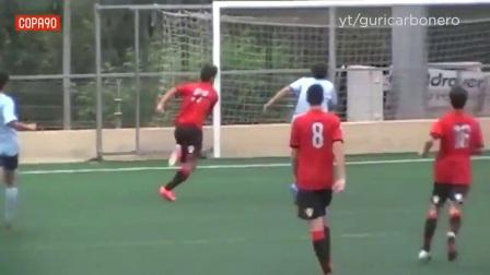 看看17岁的阿森西奥在马洛卡踢球的水平