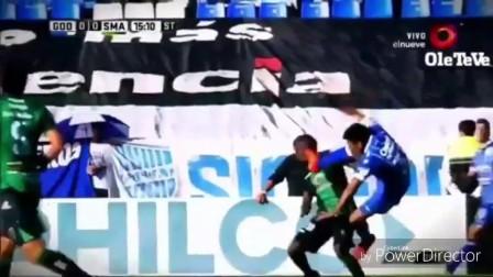 还说中糙脏吗?来看看阿根廷联赛!绳命足球联赛啊!