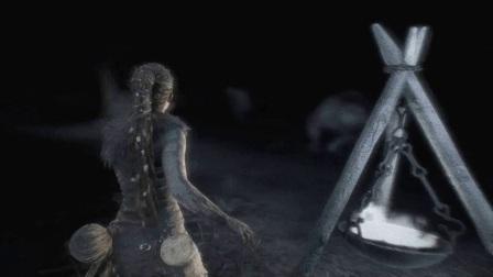【豆纸君】《地狱之刃:苏纽尔的献祭》剧情解说05-奥丁试炼