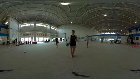 济南市体育运动学校花样体操