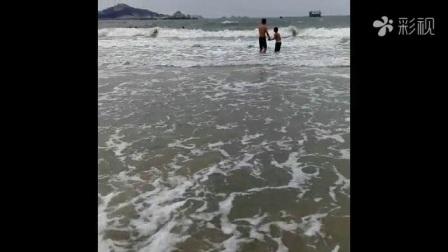 湄洲岛莲池沙滩