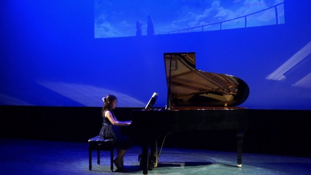 《侧耳倾听钢琴演奏会》- Jasmine & Melody