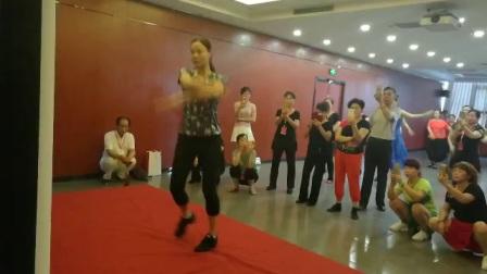 参加社会体育指导员国家级培训舞蹈【2020全民畅响曲】
