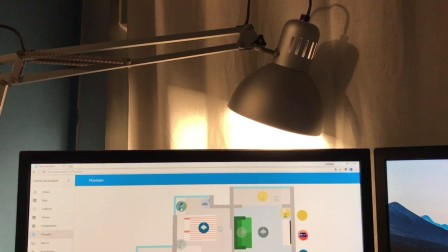 Floorplan for Home Assistant