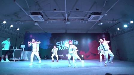 Summer Rock 金华Wanted Crew 2017 08 24
