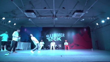 HipHop Battle 决赛 黄达 vs Chopper 20170824 Summer Rock