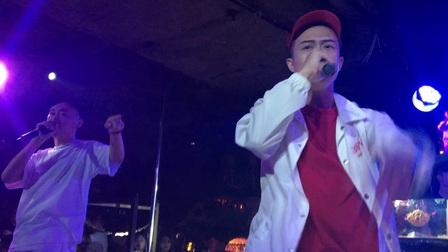 【归一】双人BBOX表演(Show8嘻哈派对.)