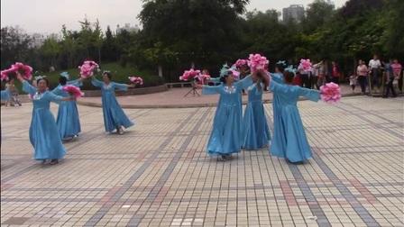 天轴艺术团舞蹈《祝福祖国》