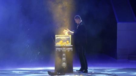 十二届中国武汉国际杂技节魔术吴松涛视频C0031~1MAGIC SHOW--WU SONG TAO