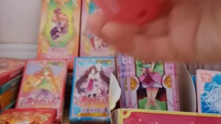 小花仙卡片开封 2 下 🌸雪铃