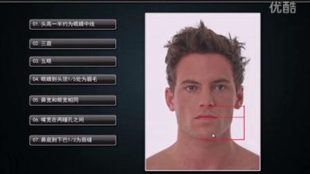 02.人体比例--头部比例_标清