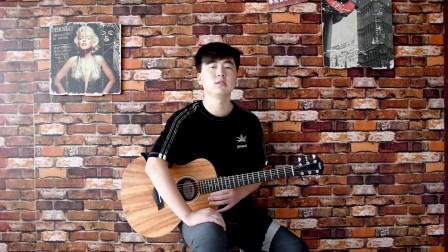 零基础教吉他教学第三课(右手拨弦练习)