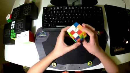 7.603 Rubik's Cube Average Of 5!