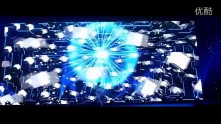 智慧立方_高端视频互动秀 全息视频秀