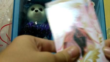 小花仙卡牌抽包开封4
