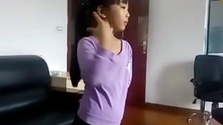 拉丁舞手势