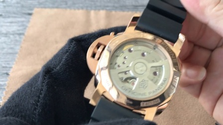 【18k包金】沛纳海LUMINOR 1950系列PAM00684(PAM00684)手表