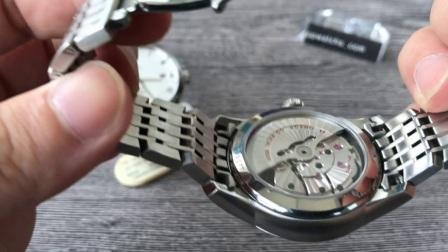 【评测】欧米茄碟飞系列424.13.40.20.03.001腕表  欧米伽 百年灵 真力时