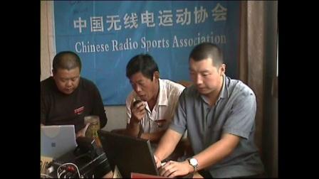 无线电爱好者-迎奥运西藏行