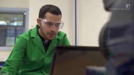 英国利兹大学化工学院本科试验课程展示