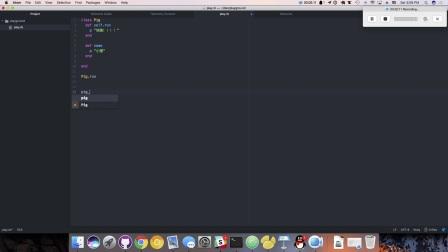 #02 Ruby Class Method Instance Method,区别