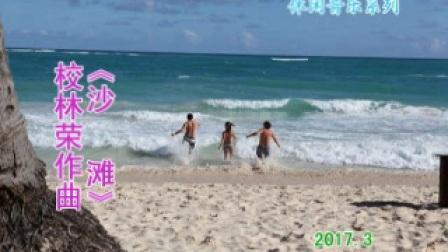 《休闲音乐系列》沙滩/校林荣作曲。
