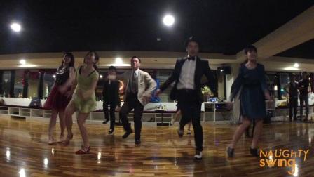 La La Land 爱乐之城 | Swing Dance 摇摆舞 〔台北国际场〕