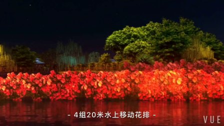 国内首个夜游水上实景秀《夜游-清明上河园》-宇宁兄弟出品