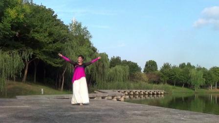 形体舞《我的祝福你听到了吗》演唱谭晶、编舞柳老师、演绎舞痴、摄像老七