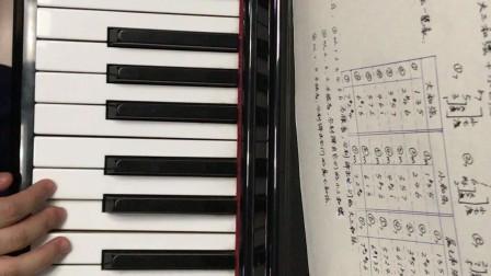 简谱乐理基础知识4-和弦