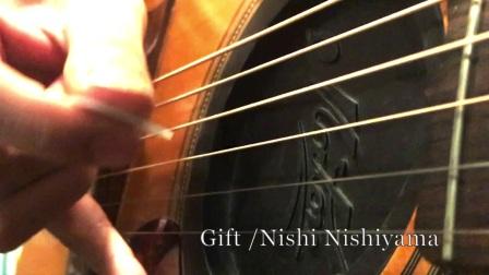 [ Gift ]   Nishi Nishiyama(西山隆行)