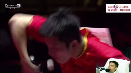 樊振东VS丹羽孝希