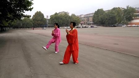 王庭燕老师的气舞示范:大舞