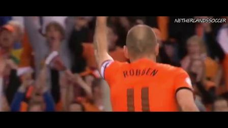 再见传奇!罗本荷兰队经典记忆