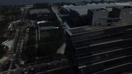 大疆无人机试拍-广州-南丰汇