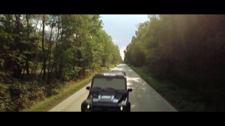 黑金战车 巴博斯改装奔驰G65 AMG Buscemi特别版