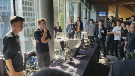 IROS 2017 Robot Magic
