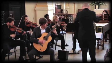 Nils Klöfver - Antonio Vivaldi: Concerto in D Major (RV 93) III. Allegro