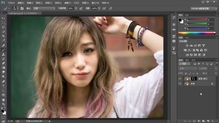 7.1 多种方法修改头发的亮度.mp4