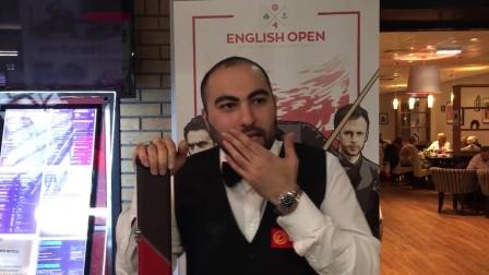 英格兰公开赛专访——阿尤里击败宾汉姆
