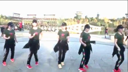随州芊芊健身舞蹈队 恰恰24步