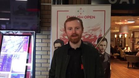 英格兰公开赛专访——麦吉尔击败宋沙瓦德