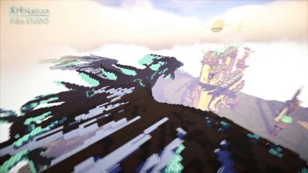 [Minecraft] 史诗工程之《永恒星落》建筑展示