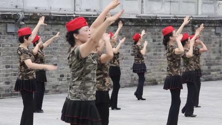 共青团之歌·演唱 江宁 编舞 张志芳 表演 在水一方艺术团