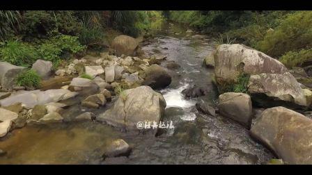 (特辑)大范围移动拍摄美丽溪流#大美江西,醉美华林#