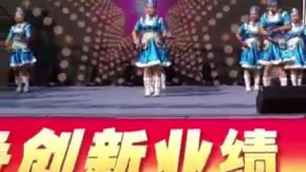 2017年10月28日东陈乡中老年广场舞达人秀展示汇演